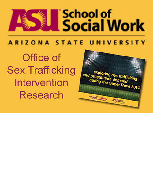 ASU Office of Sex Trafficking Intervention Research (STIR)