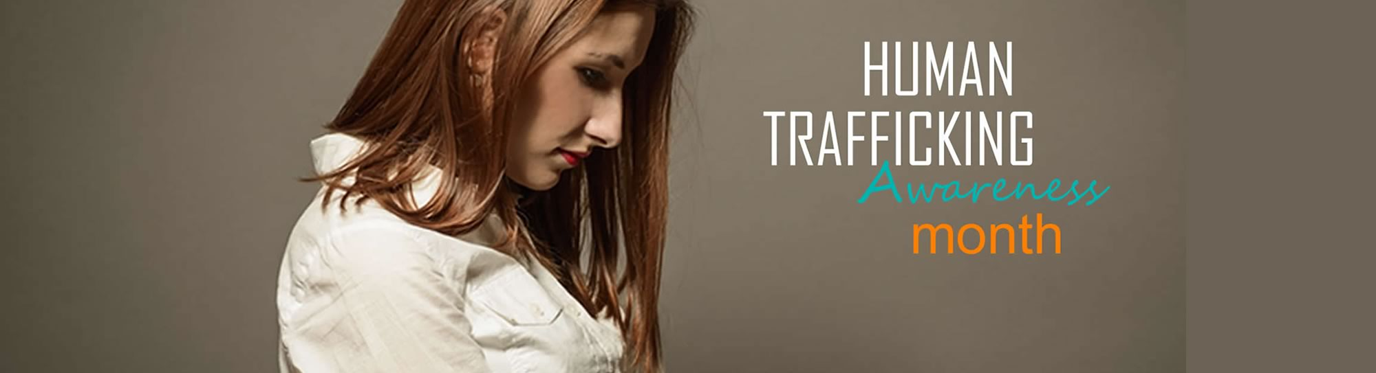 TRUST Trafficking Awareness Month