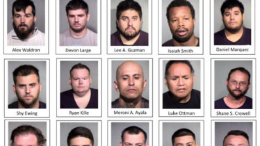 Operation Summer Shield Arrest Mugshots