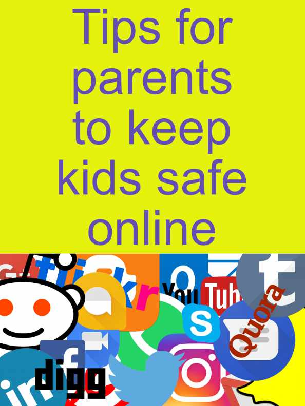 Tips for Parents on Talking to Their Children about Online Exploitation and Grooming